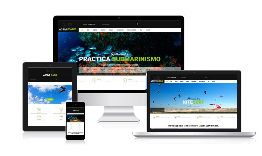 Presentacion Web Active Cadiz